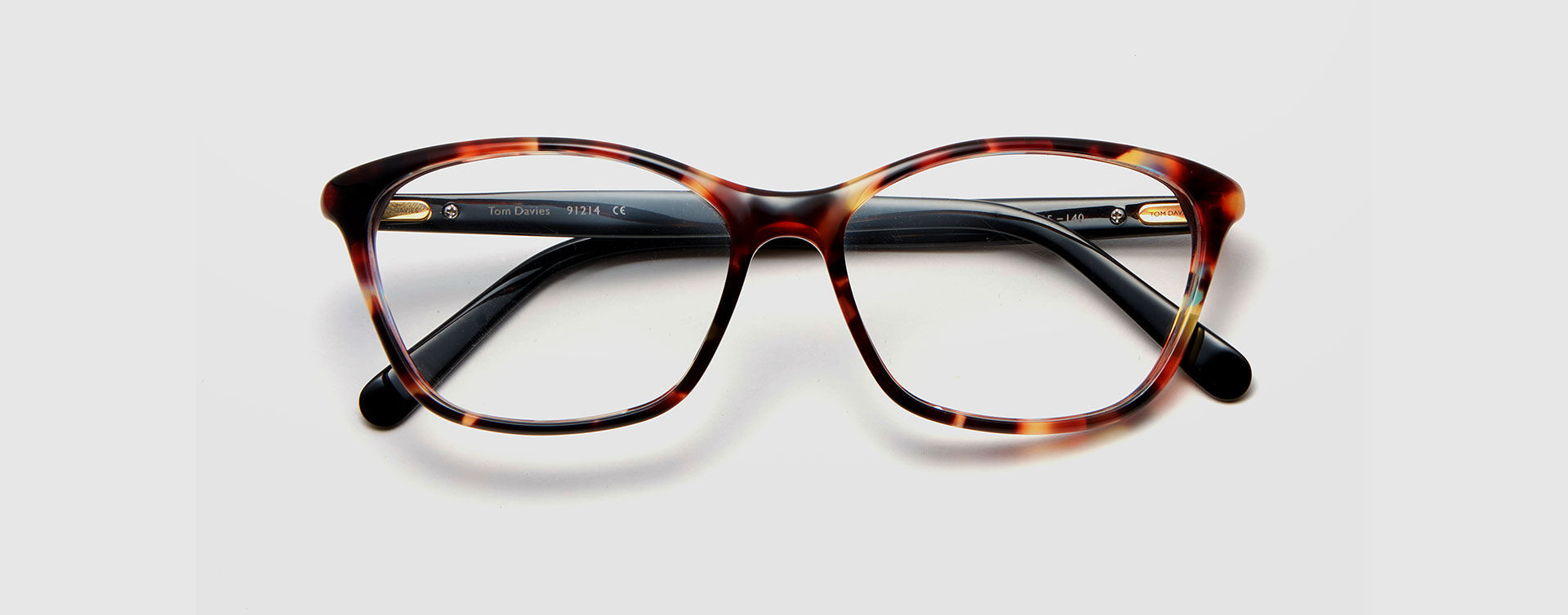 Limited edition acetate frame LE91214 by Tom Davies